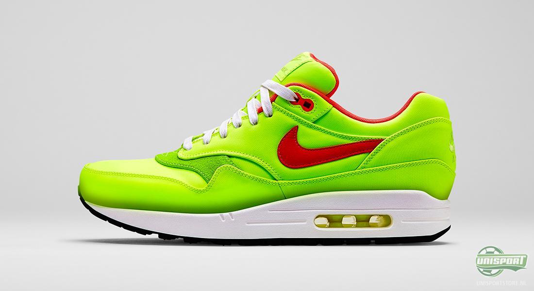 Zijn Nike Air Max Hardloopschoenen