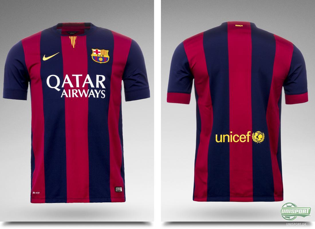 fc barcelona trøje