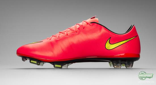 Nike Mercurial Vapor X - the tenth generation of the speed boot 39e1f0cee