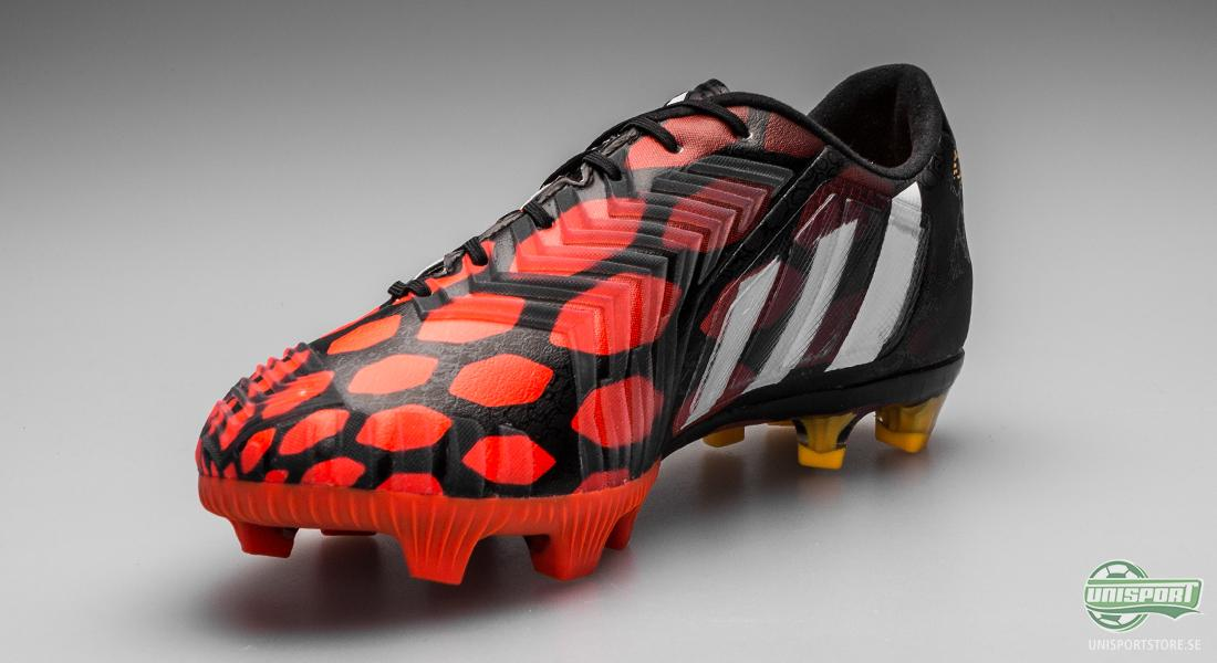 Adidas Röda Fotbollsskor