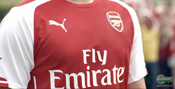 PUMA och Arsenal står enade - Stronger Together