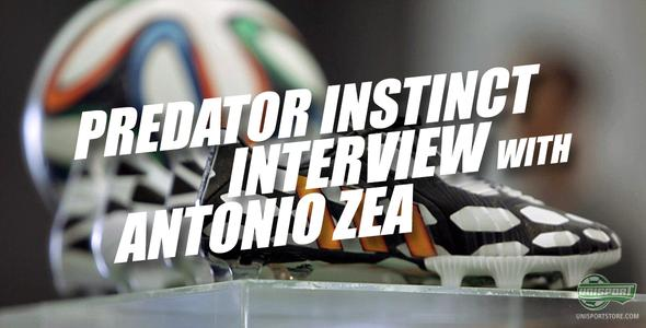 Unisport WebTV: adidas Predator Instinct innovation interview