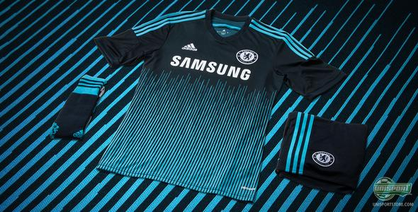 Adidas increase the decibel with a new third-shirt for Chelsea FC