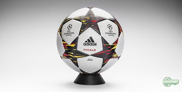 Adidas Finale 14 fodbold til Champions League gruppespillet