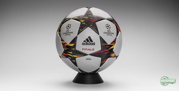 Adidas lanserar ny Champions League-boll