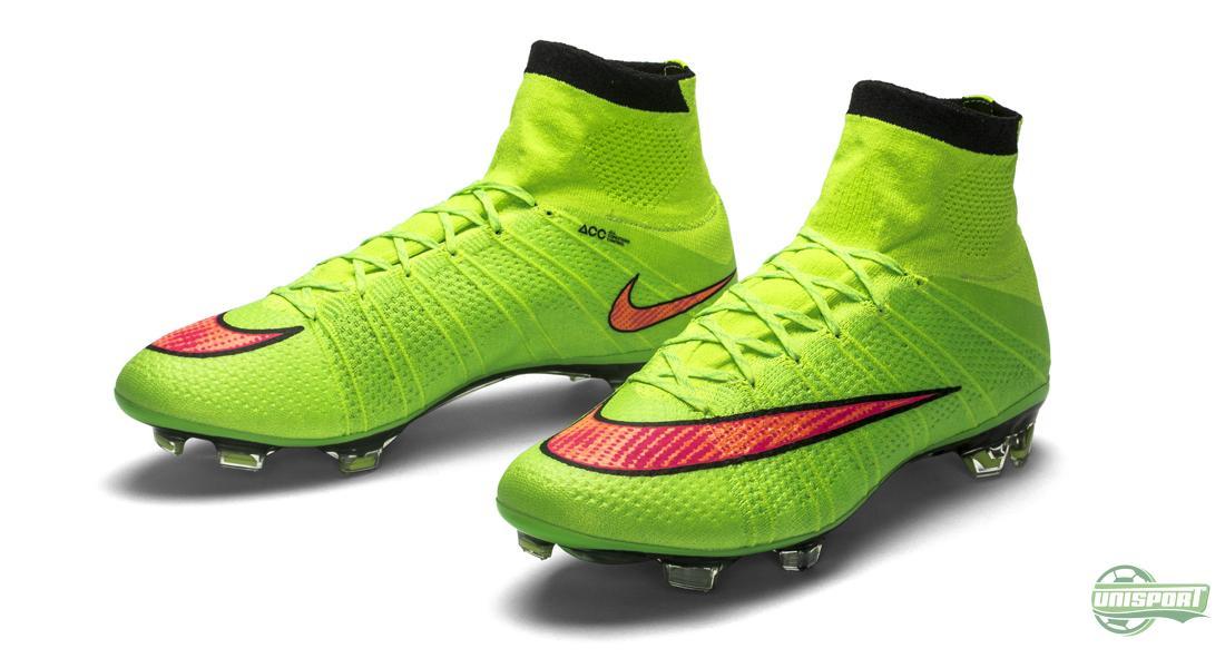 sports shoes a6a2b a2a75 Het feit dat Nike een voetbalschoen van Flyknit kan maken heeft een hoop  nieuwe mogelijkheden geboden, die eerder niet mogelijk waren.