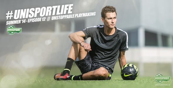Unisport look of: Skapa svart magi med Nike och Magista