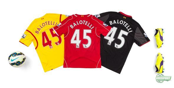 Mario Balotelli är tillbaka i Premier League