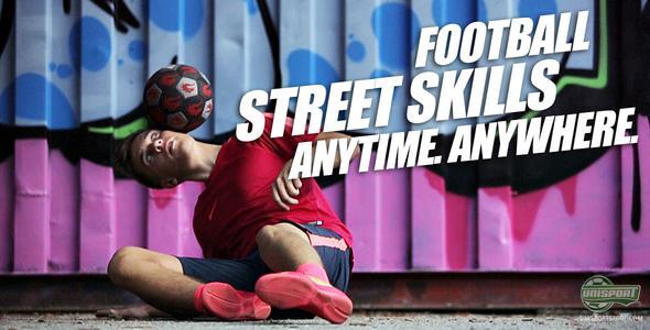Unisport WebTV: Street skills anytime, anywhere | #unisportlife