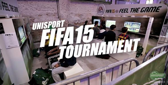 Unisport WebTV: Unisports FIFA 15 turnering