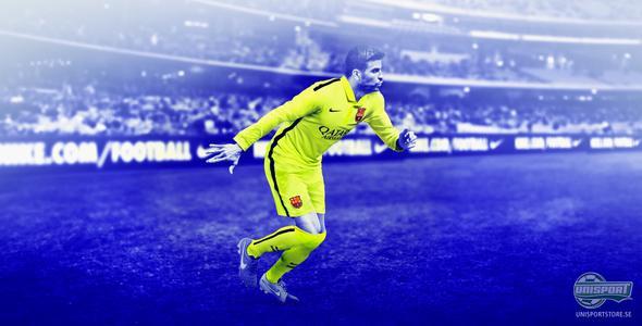 Barcelonas stjärnor lyser starkare med ny tredjetröja från Nike