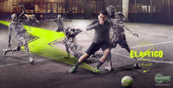 Nike fortsätter att innovera med Elastico Superfly