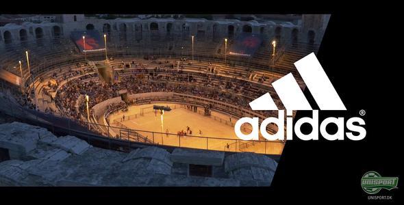Zidane lod sit instinkt tage over med adidas og Predator
