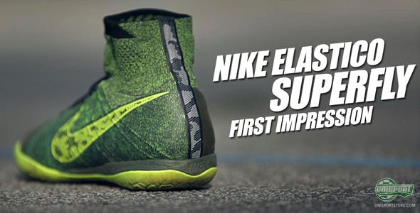 Unisport WebTV: Joltters first impressions of the Elastico Superfly