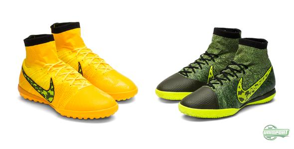 Nike Elastico Superfly IC and TF: Innovation for the small-sided game