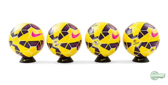 Nike prepare for autumn and winter with a new Nike Ordem football
