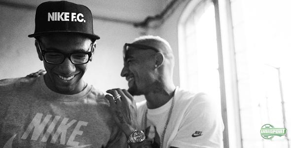 Nike F.C. goes to the core of Berlin with the Boateng-brothers