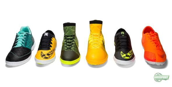 Nike introduce the rest of the FC247 family