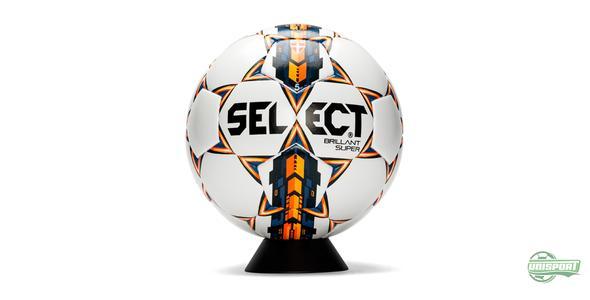 Select leverer spritny Brillant Super til det danske landshold