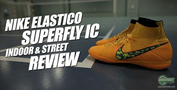 Unisport WebTV: Joltter reviews the Nike Elastico Superfly