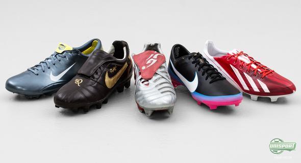 Hvilken signaturstøvle er din favorit?