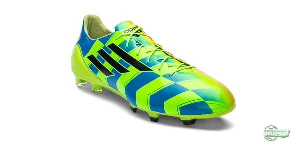 Adidas back with a new f50 Crazylight