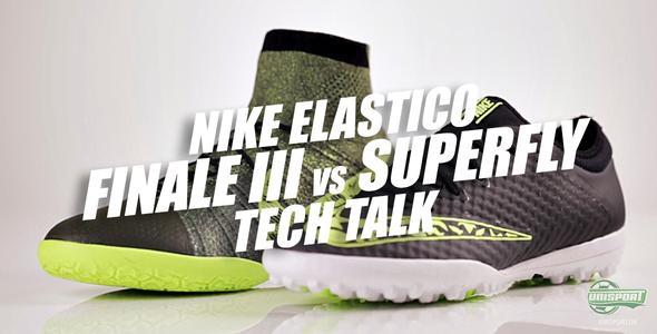Unisport WebTV: Elastico Superfly og Elastico Finale III Tech Talk