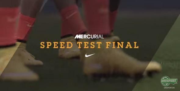 Hvor hurtig gør Nike Mercurials Superfly dig?