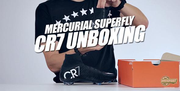 Unisport WebTV: Nike Mercurial Superfly CR7 unboxing