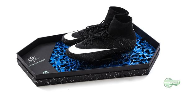 Nike Mercurial Superfly CR7 præsentationsboks