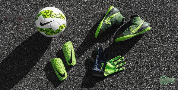 Nike Elastico Superfly inspirerar en hel kollektion