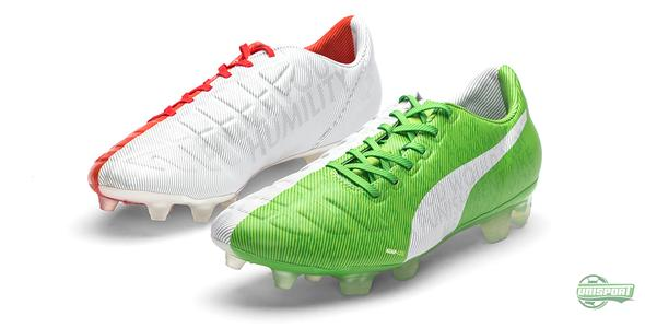 Balotelli gets a new signature boot from PUMA: evoPOWER Tricks MB