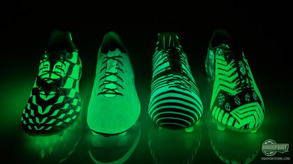 Adidas light up the dark pitches with the Hunt Series