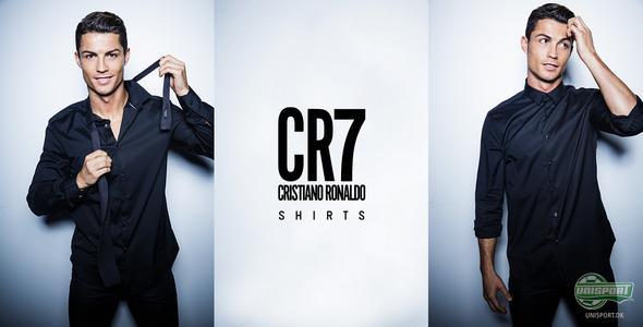 CR7 by Cristiano Ronaldo udvider med nye smarte skjorter