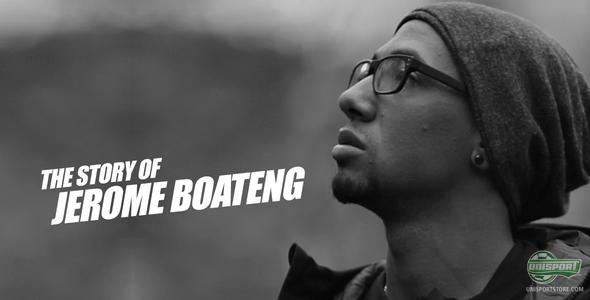 Unisport WebTV: Joltter gets to know Jerome Boateng