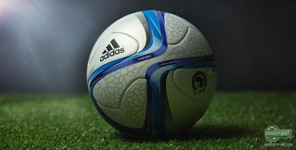 Adidas say Marhaba to the Africa Nations Cup with a new match ball