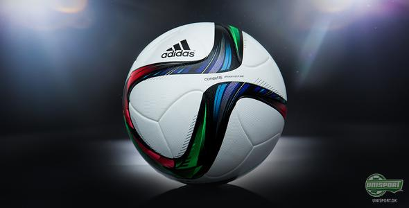 Adidas præsenterer ny officiel kampbold: Conext15