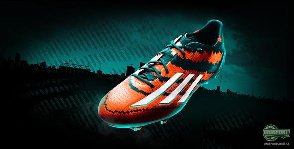 Adidas F50 Adizero Messi Mirosar10 - början på en saga