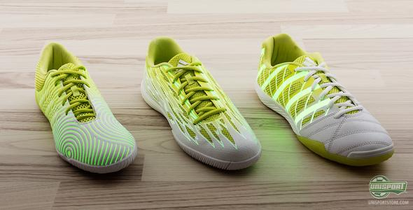 Adidas' Hunt Series also introduced to Free Football