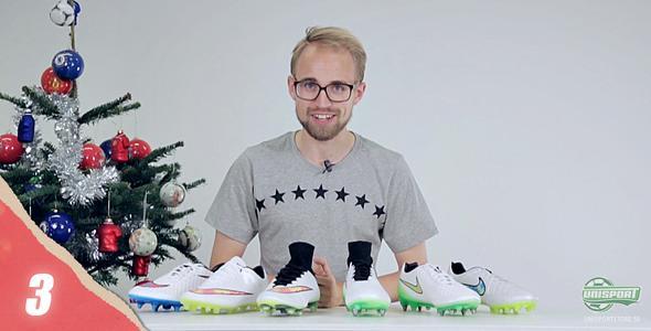 Christmas in Unisport, 3. dec: Nike Shine Through Collection