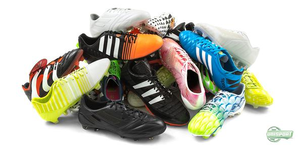 This past autmn: All adidas collections since the World Cup
