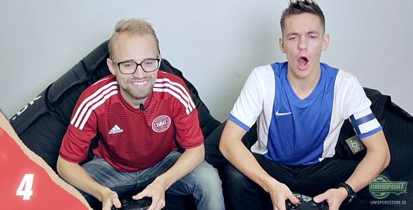 Christmas in Unisport, Ep. 4: FIFA15 Danmark vs. Finland