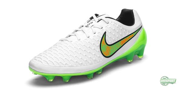 Control the midfield with the Magista Opus Shine Through