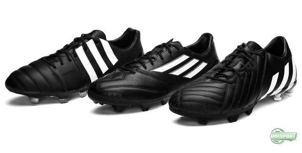 Adidas avrundar året med Pure Leather Pack