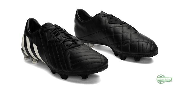 Adidas Predator Instinct Pure Leather: Komfort og kontrol