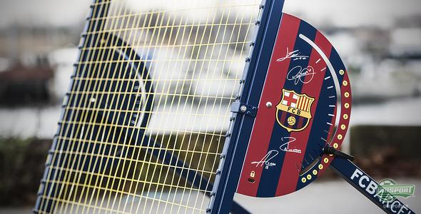Munin M-Station Talent Barcelona - træn som Messi og Co.