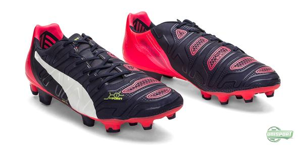 New generation of PUMA evoPOWER 1.2 with plenty of force