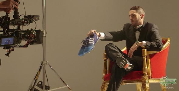 adidas Gamedayplus varmer igen op til Champions League