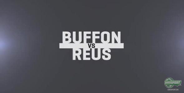 "Buffon og Reus går ""Head to Head"" i Champions League"