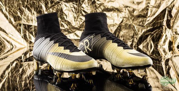 Nike Mercurial CR7 Rare Gold: Årets fedeste støvle?
